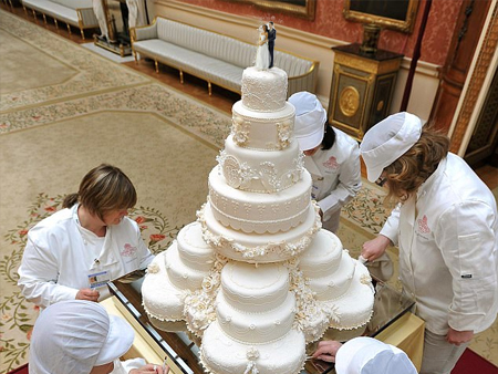 Conseil Le Wedding Cake Le Gateau De Mariage A Lamericaine
